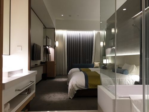松下飯店樣版房